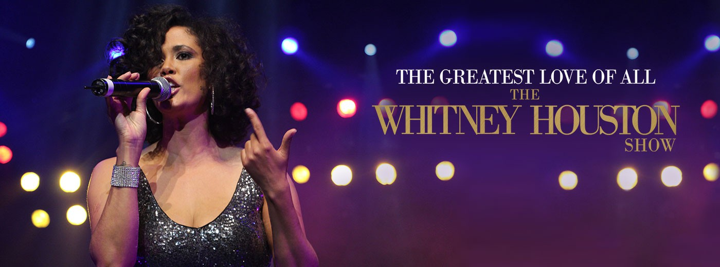 The Whitney Houston Show Starring Belinda Davids