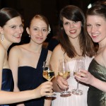 Gäste am Abend des Ball des Weines 2012