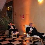 Entspanntes Ambiente beim Ball des Weines 2012