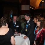 Gäste am Abend beim Ball des Weines 2012