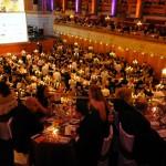Der Ballsaal am Abend des Ball des Weines 2013