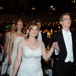 Tanzpaare am Abend des Ball des Weines 2013