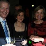 Gäste am Abend des Ball des Weines 2013