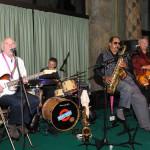 Die Band am Ball des Weines 2013