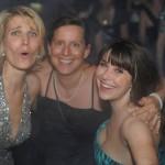 Gäste beim Tanzen am Abend des Ball des Weines 2013
