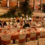 Ballsaal mit einigen Gästen des Ball des Weines 2014