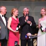Rede beim Ball des Weines 2014