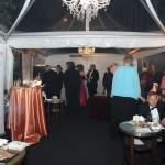 Zigarrenlounge beim Ball des Weines 2014