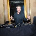 DJ des Ball des Weines 2014