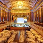 Der Ballsaal beim Ball des Weines 2012