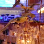 Die Dekoration beim Ball des Weines 2012