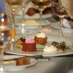Deliziöse Speisen beim Ball des Weines 2012