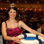 Weinkönigin beim Ball des Weines 2012