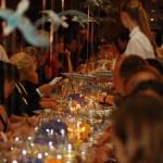 Speisen beim Ball des Weines 2012