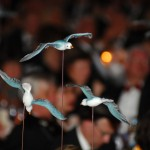 Dekoration beim Ball des Weines 2012