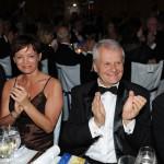 Gäste beim Ball des Weines 2012