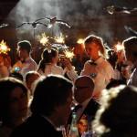Besondere Speisen beim Ball des Weines 2012