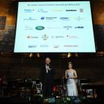 Die Bühne des Ball des Weines 2012