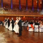Tanzpaare beim Ball des Weines 2012
