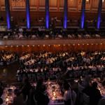 Der Stimmungsvolle Ballsaal beim Ball des Weines 2012