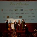 Bühne des Ball des Weines 2013