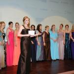 Die Weinköniginnen beim Ball des Weines 2013