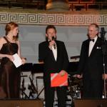 Bühnenprogramm beim Ball des Weines 2013