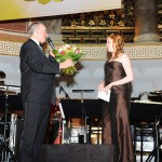 Danksagungen beim Ball des Weines 2013