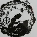 Dornröschen beim Ball des Weines 2013