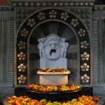 Früchte-Brunnen beim Ball des Weines 2013