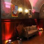 Gemütliches Ambiente beim Ball des Weines 2013