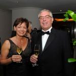 Gäste beim Empfang des Ball des Weines 2013