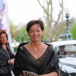 Gast beim Empfang des Ball des Weines 2013