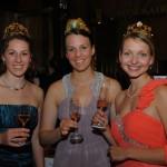 Weinköniginnen des Ball des Weines 2013