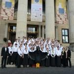 Das Catering Team des Ball des Weines 2014