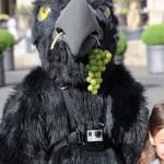 Das Ball des Weines Maskottchen 2014