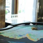 Auf großer Fahrt beim Ball des Weines 2012
