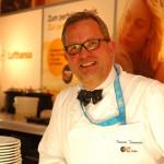 Lufthansa als Partner beim Ball des Weines 2012