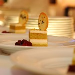Dessert beim Ball des Weines 2012