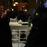 Der Traubenadler beim Ball des Weines 2012