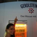 Gerolsteiner als Partner beim Ball des Weines 2012