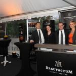 Braufactum als Partner beim Ball des Weines 2013