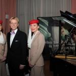 Emirates als Partner beim Ball des Weines 2014