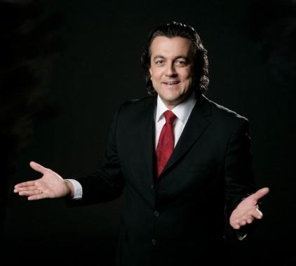 José Rodriguez - Ball des Weines 2015