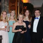 Gäste beim Ball des Weines 2015