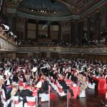 Ballsaal des Ball des Weines 2015