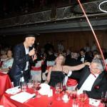 Roger Ciceros Aufritt beim Ball des Weines 2015