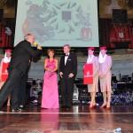 Bühnenprogramm des Ball des Weines 2015