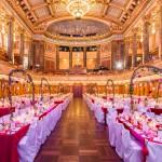 Der Ballsaal beim Ball des Weines 2016