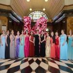 Gäste beim Empfang im Kurhaus Wiesbaden – Ball des Weines 2016
